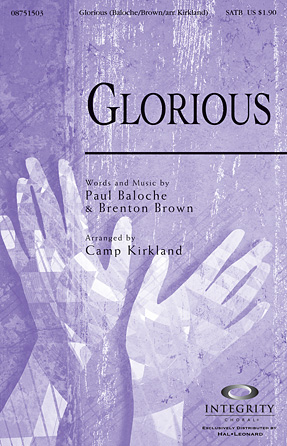 Product Cover for Glorious