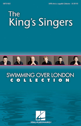 Product Cover for Swimming over London