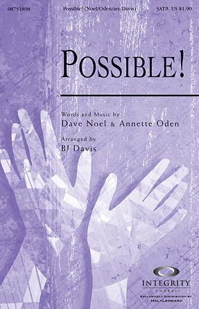 Product Cover for Possible!