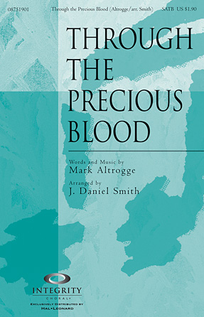 Product Cover for Through the Precious Blood