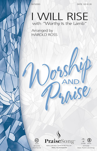 I Will Rise : SATB : Harold Ross : Darlene Zschech : Sheet Music : 08752263 : 884088523183