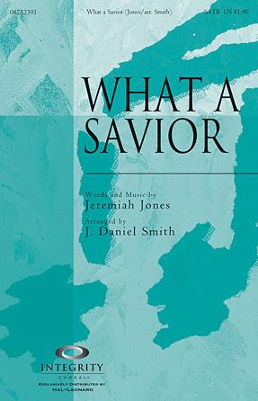 Product Cover for What a Savior