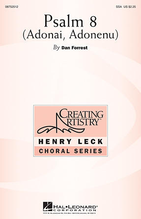 Product Cover for Psalm 8
