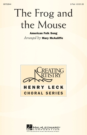 Product Cover for The Frog and the Mouse