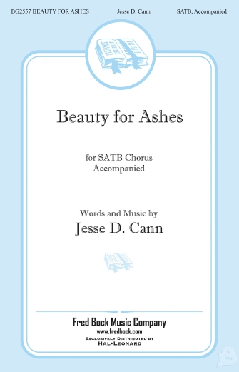 Product Cover for Beauty for Ashes