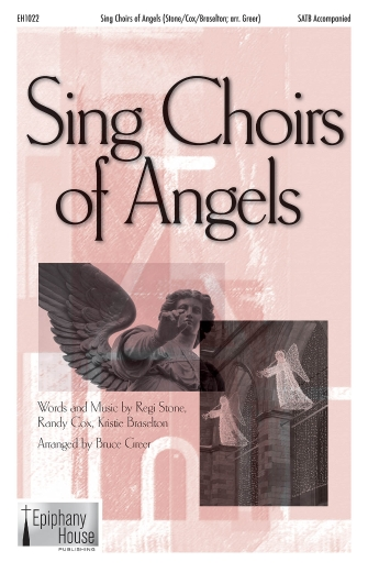 Product Cover for Sing Choirs of Angels