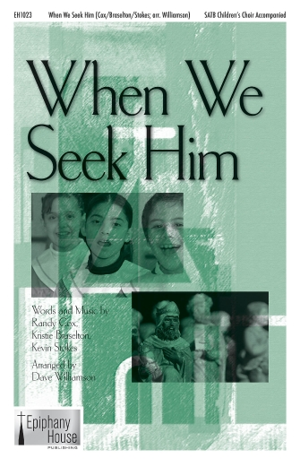 Product Cover for When We Seek Him