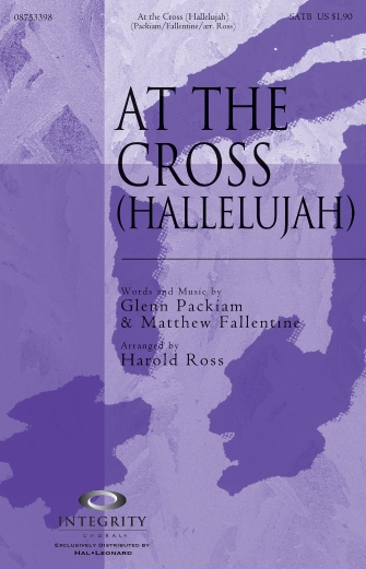 Product Cover for At the Cross (Hallelujah)