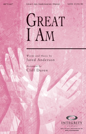 Product Cover for Great I Am