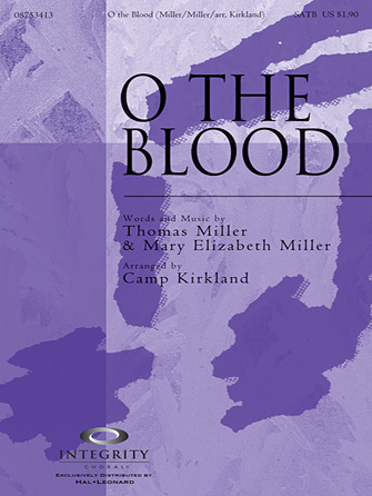 Product Cover for O the Blood