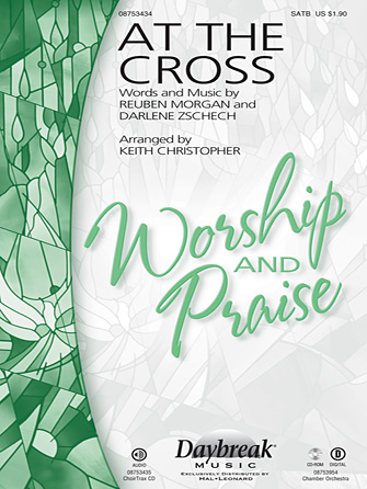 At the Cross : SATB : Keith Christopher : Sheet Music : 08753434 : 884088583057