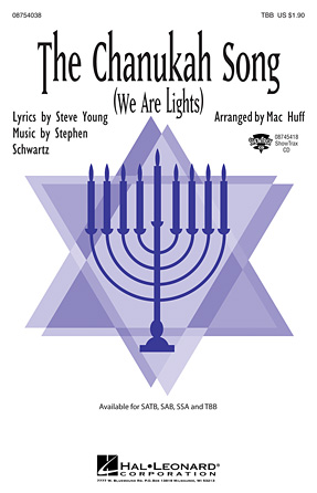 Product Cover for The Chanukah Song