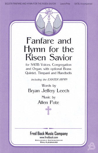 Product Cover for Fanfare and Hymn for the Risen Savior