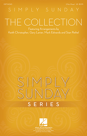 Product Cover for Simply Sunday – The Collection