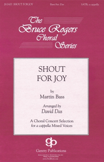 Product Cover for Shout for Joy
