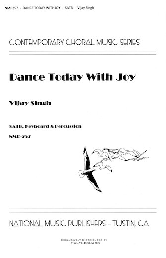 Product Cover for Dance Today With Joy