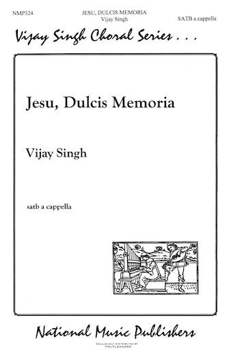 Product Cover for Jesu Dulcis Memoria