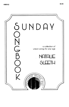 Product Cover for Sunday Songbook