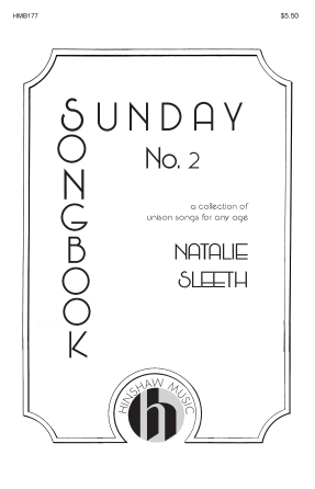 Product Cover for Sunday Songbook II