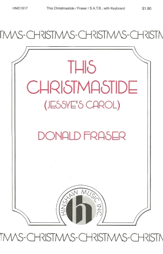 Product Cover for This Christmastide (Jessye's Carol)