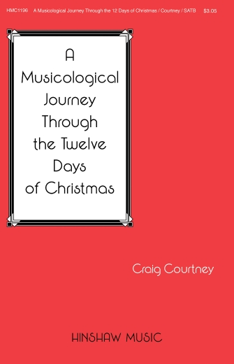Product Cover for A Musicological Journey Through the Twelve Days of Christmas