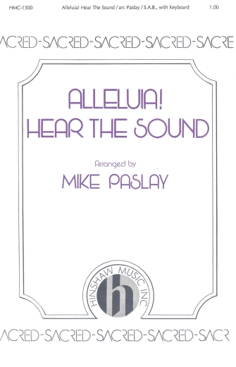 Product Cover for Alleluia! Hear the Sound
