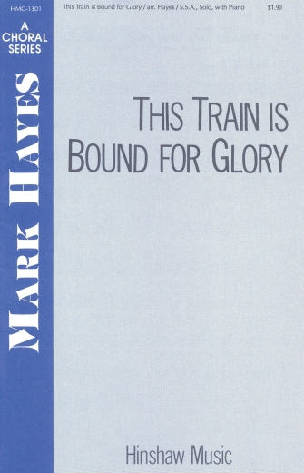 Product Cover for This Train Is Bound for Glory