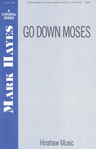 Product Cover for Go Down Moses