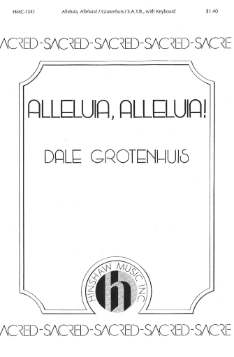 Product Cover for Alleluia, Alleluia!