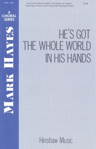 Product Cover for He's Got the Whole World in His Hands
