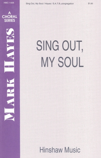Sing Out, My Soul