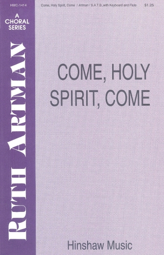 Product Cover for Come, Holy Spirit, Come