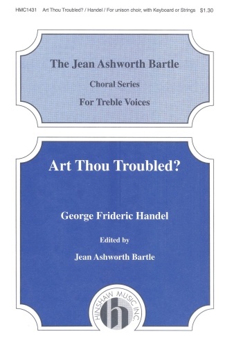 Product Cover for Art Thou Troubled
