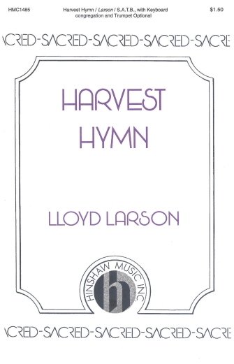 Product Cover for Harvest Hymn