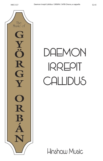 Product Cover for Daemon Irrepit Callidus