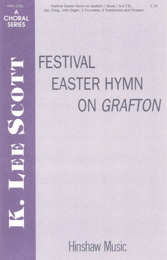 Product Cover for Festival Easter Hymn On Grafton