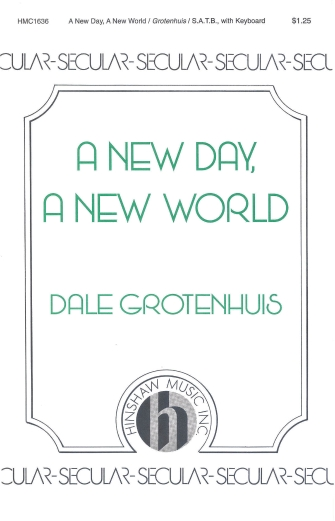 Product Cover for A New Day, A New World