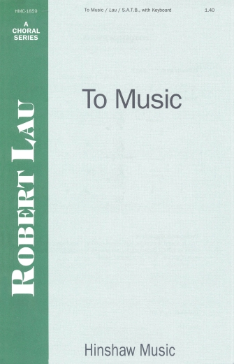 Product Cover for To Music