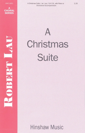 Product Cover for A Christmas Suite