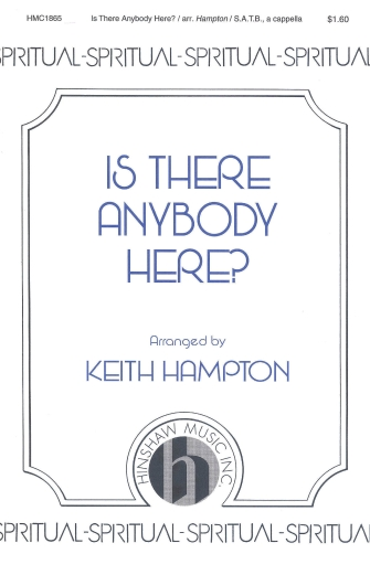 Product Cover for Is There Anybody Here?