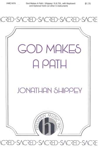 Product Cover for God Makes A Path