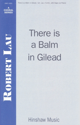 Product Cover for There Is a Balm in Gilead