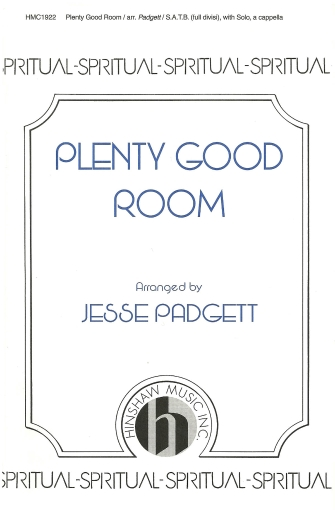 Product Cover for Plenty Good Room