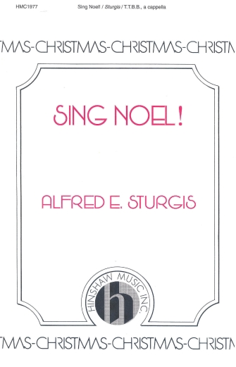 Product Cover for Sing Noel!