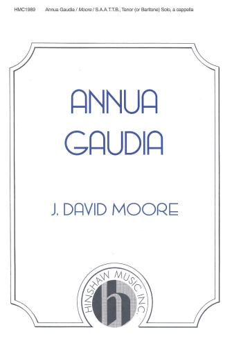 Product Cover for Annua Gaudia
