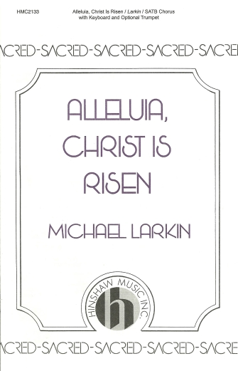 Product Cover for Alleluia, Christ Is Risen