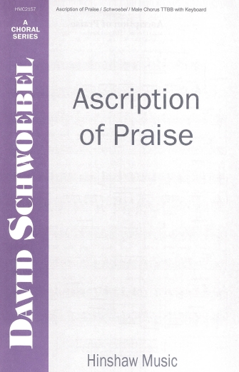Product Cover for Ascription of Praise
