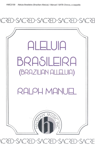 Product Cover for Brazilian Alleluia (Aleliua Braseleira)