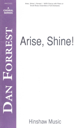 Product Cover for Arise, Shine