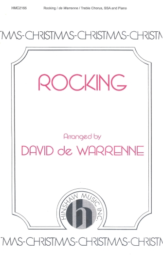 Rocking from Ex Maria Virgine : SSA : David de Warrenne : David de Warrenne : Sheet Music : 08764548 : 728215041044